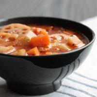 パスタで仕上げる野菜スープ♪「ミネストローネ」を美味しくするコツ5つ