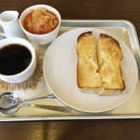 【京都・西陣】二条城そば。ほっこりかわいい♪「チタチタ喫茶」のモーニング