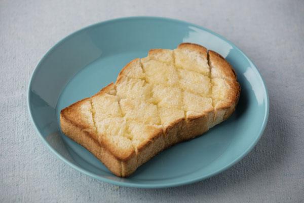 【6月店レシピ】塩トースト