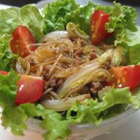 朝からモリモリ食べよ♪ごはんに合う「おかずサラダ」5選