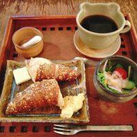 【大阪・梅田】好きなカップが選べる!お得で美味しいワンコインモーニング@Cafeゆう