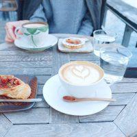 川沿いのテラス席が素敵♪「MOTO COFFEE(モトコーヒー)」@大阪北浜