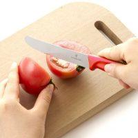 トマトもパンもスパッと切れる!「ビクトリノックス ベジタブルナイフ」