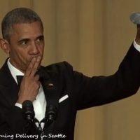 オバマ大統領もやってた★Drop the mic