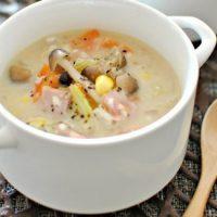 「豆乳」で腸活!冬の便秘に効く朝食レシピ5選