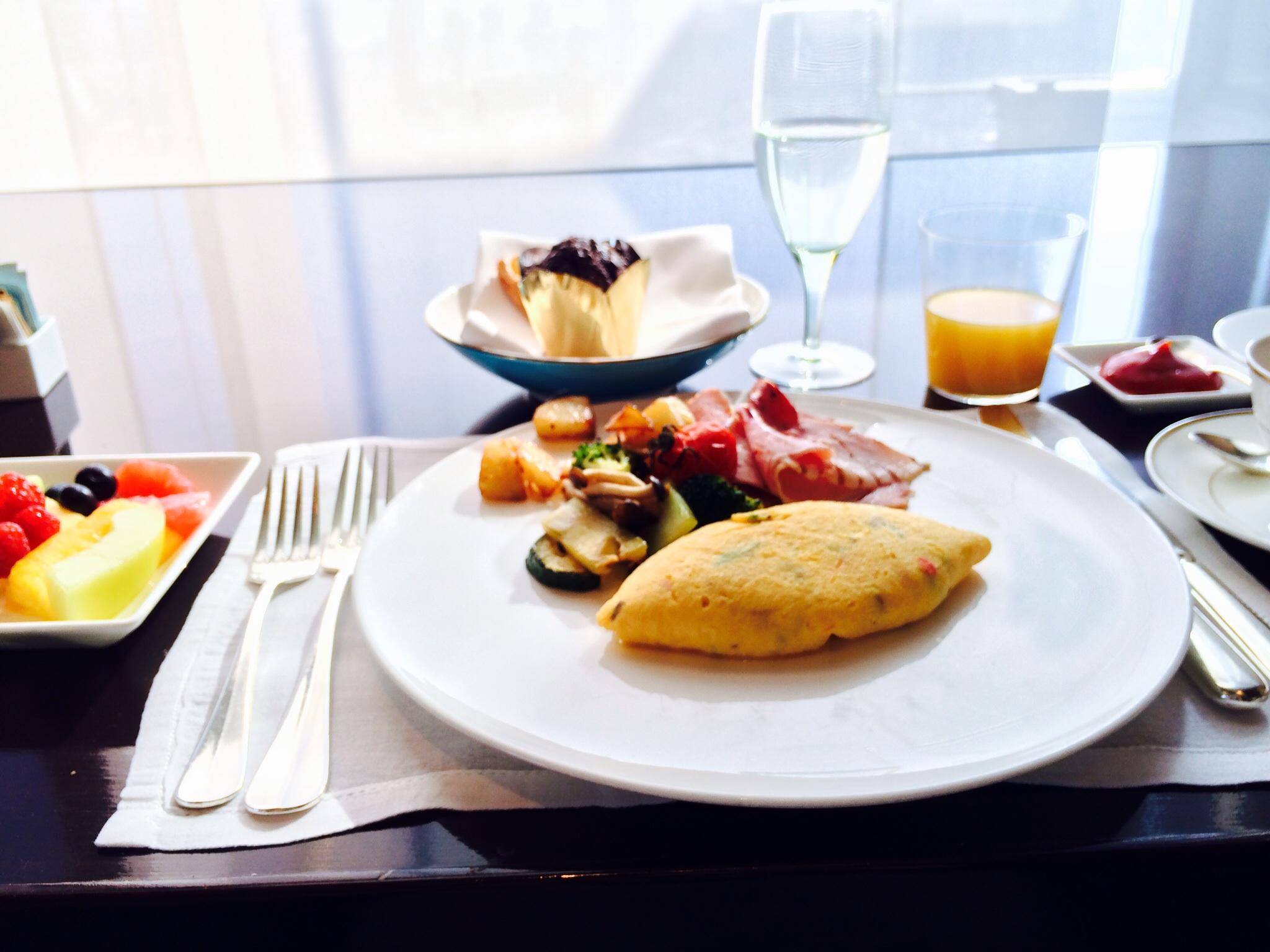 朝食 リッツ カールトン 大阪