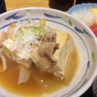 【東京駅】お出かけ前に本格和食@やえす初藤【vol.104】