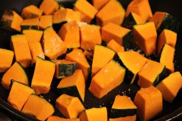 かぼちゃレシピ1