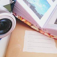 夢を見つけるヒント♪未来の自分を助ける「書く」と「撮る」