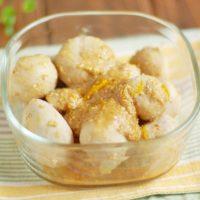 作り置きだからこその味わい!味が染みておいしい「里芋のゆず味噌」