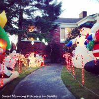 メリークリスマス from シアトル