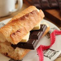 話題の「Bean to bar チョコレート」で♪私だけのごほうび朝ごはん