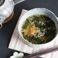 二日酔いにも!沖縄の究極のインスタントスープ「かちゅー湯」