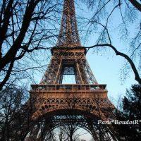 パリの寒~い朝にChocolat Chaud