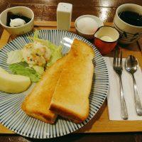 【大阪・堺】こだわりコーヒーとお得モーニングを楽しむ朝時間@DEAR CUP