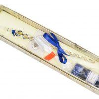 新生活のプレゼントに♪繊細で美しい「ルビナート ガラスペン インクセット」
