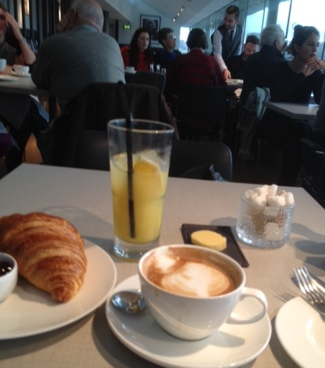 Breakfast at National Portrait Gallery (2)