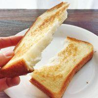 フライパンなら時短でさっくり!絶品「バタートースト」の焼き方