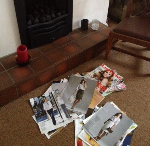 雑誌の切り抜き (2)