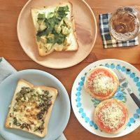 すぐできちゃう!材料少しでカンタン「和トースト」レシピ3種