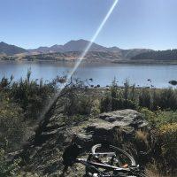 Lake Wanakaの朝@Wanaka NZ。