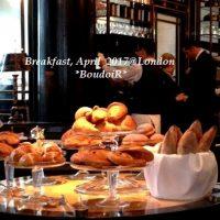 朝時間@ロンドンお気に入りのレストラン