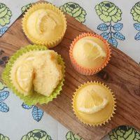 ホットケーキミックスで簡単ふっくら!「レモンとはちみつの蒸しパン」