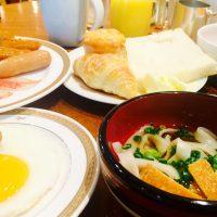 尾張名古屋の朝は…優しさと幸せの朝食ブッフェから☆【ヒルトン名古屋】