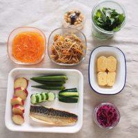 お惣菜やおにぎりがオシャレに♪「和食ワンプレート」盛り付け方のコツ