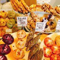 【大阪:パリアッシュ】ビル街にあるパリ!彩り鮮やかなパンに心躍ります!