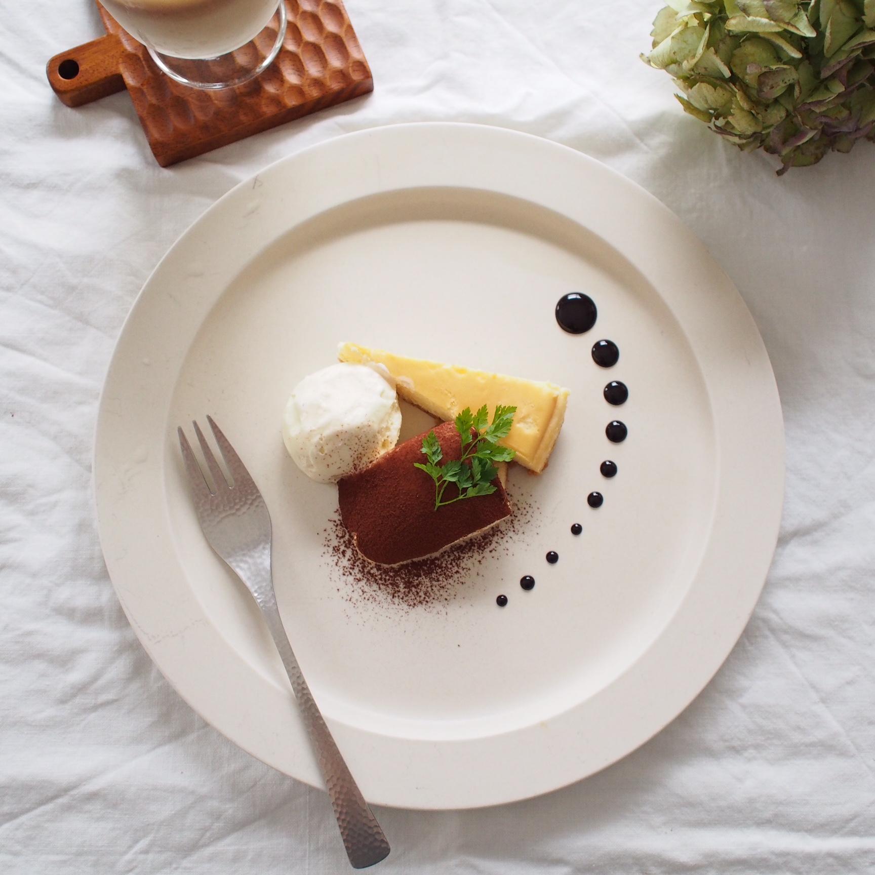 おうちカフェを楽しもうスイーツの盛り付け方コツ2つ 朝時間jp