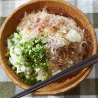 食欲がない朝はコレ!超カンタンお豆腐レシピ「やっこ飯」