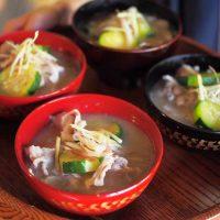 朝の目覚めにぴったり♪「立秋」に食べたい簡単お味噌汁レシピ