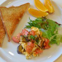 3行レシピで簡単!野菜たっぷり「スクランブルエッグ」コツとレシピ