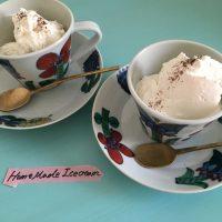 「わたしのおやつ〜Homemade Ice Cream〜」
