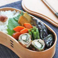 実はとても簡単な作り置き!「野菜の揚げ浸し」のお弁当