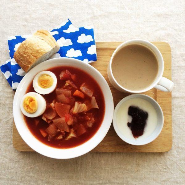 6.4野菜250gスープ