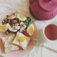 心地良い1日の始まりに欠かせない♪「お茶」と過ごす朝時間