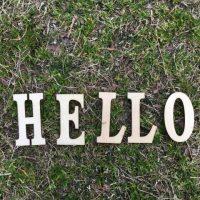 「こんにちは」をHello以外の英語で言うと?