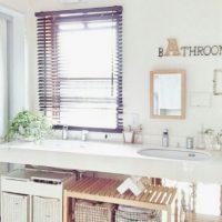 朝が気持ちいい!「洗面所」を心地良くする3つのアイデア