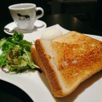 【大阪】シンプルさが美しいバタートースト@shakers cafe lounge+