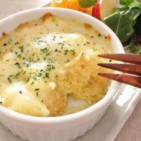 トースターでラクラク♪寒い朝の「グラタン」レシピ5選