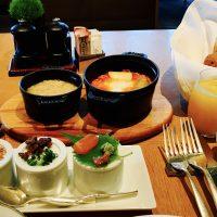 寒くなった朝にぴったり♪ココット料理のホテル朝食☆【ザ・キャピトルホテル 東急】