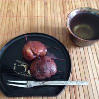 栗の食べ方