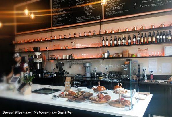 Bellevue cafe