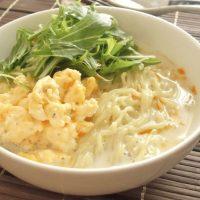 のどに優しい♪「風邪の引き始め」に食べたい朝食レシピ5選