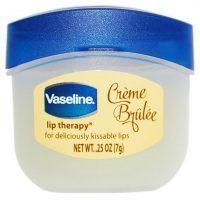 甘い香りで唇ふっくら♪「ヴァセリン リップ クリームブリュレ」