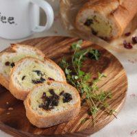「残ったフランスパン」を翌朝もおいしく!おすすめ保存方法とレシピ♪