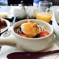 東京スカイツリー®︎が見えるホテルでエッグベネディクトを♪ホテル朝食☆【ザ・ゲートホテル雷門】