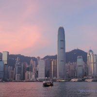 朝から食べては歩く!香港の旅